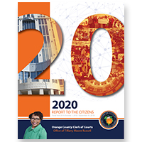 2020 report to the citizens cover