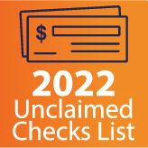 2020 Unclaimed Checks
