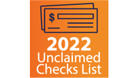 The Clerk's 2016 Unclaimed Checks list